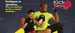 Le Garage Mazuin sponsorise le kick power training !